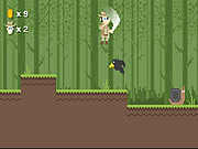 juego Adventure Mitch and Survival Charley