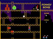 Bonkey Pong game