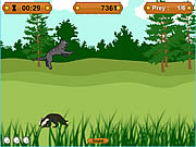 Play Warriors hunting game Game