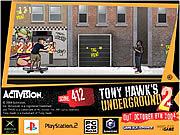 juego Tony Hawk's Underground 2