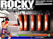 Rocky - Legends game