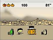 The Pumpkin game