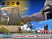 Overlord II - Glorious Empire Toss game