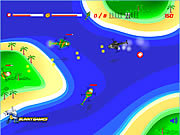 Rotor Fighter game