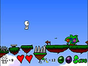 The adventures of Blob Blob game