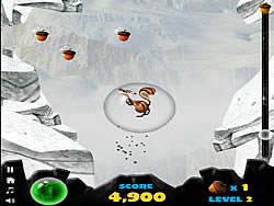 Ice Age  - Bubble Trouble game