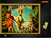 Puzzle Mania Ice Age game