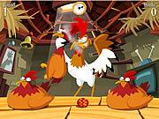 Hen Coops Game لعبة