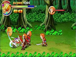 Sword Occident Warrior game