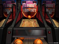3Point Shootout game