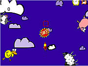 Play Farmyard missile launcher Game