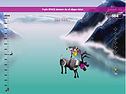 Play Reindeer jumping Game