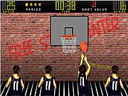 Basketball Shooting Game game