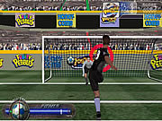 Play 3d penalty shootout Game