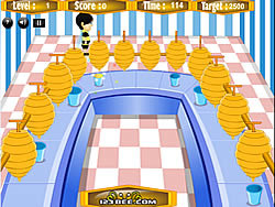 Bee Server game