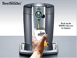 Beertender game