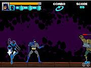 Batman Dynamic Double Team game