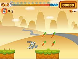 Bugs Bunny's Hopping Carrot Hunt game