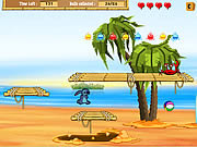 Lilo & Stich - Beach Treasure game