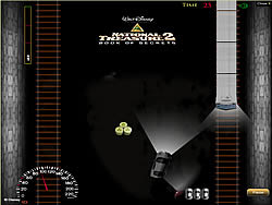 National Treasure 2 - Channel Racer game