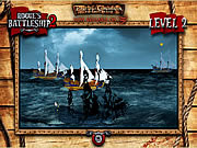 juego Pirates of the Caribbean - Rogue's Battleship 2
