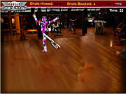 Power Rangers Jungle Fury - Ranger Defense Academy game