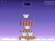 Cat Cat Watermelon game