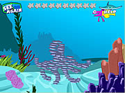 Play Finding nemo fish charades Game