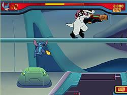 Laser Blast game