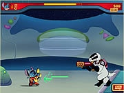 Juega al juego gratis Laser Blast