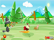 Run Chicken Run game