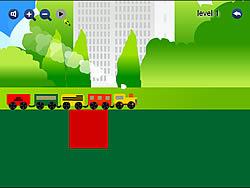 Mini Train game
