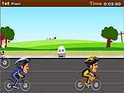juego Cycle Racer