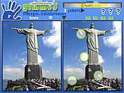 Gimme 5 Sightseeing game