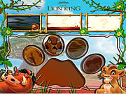 The Lion King Memory game