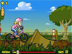 Bike Rally game