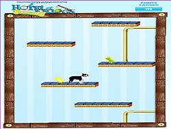 Georgia's Jump Room game
