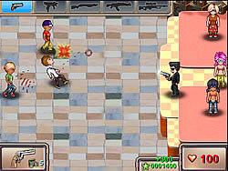 GUNROX - Superstar Bodyguard game