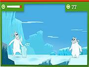 Ninja Ice Chop game