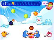 Penguin Ice Cream game
