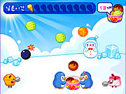 Jogar jogo grátis Penguin Ice Cream