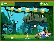 Eggsercise game