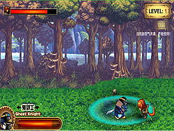 Ghost Knight and Gunner game
