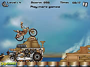 Play Steampunk rally Game