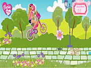 juego Barbie & Me Bike Game