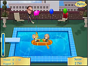 juego The Pool Invasion