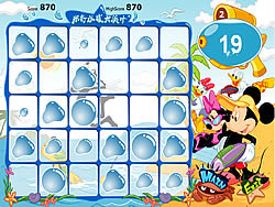 Mickey Mouse and Friends - Beach Party game