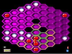 Hexxagon game
