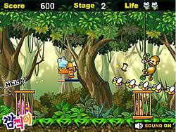 Jungle Airplane game