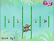 Jungle Spider Monkey game
